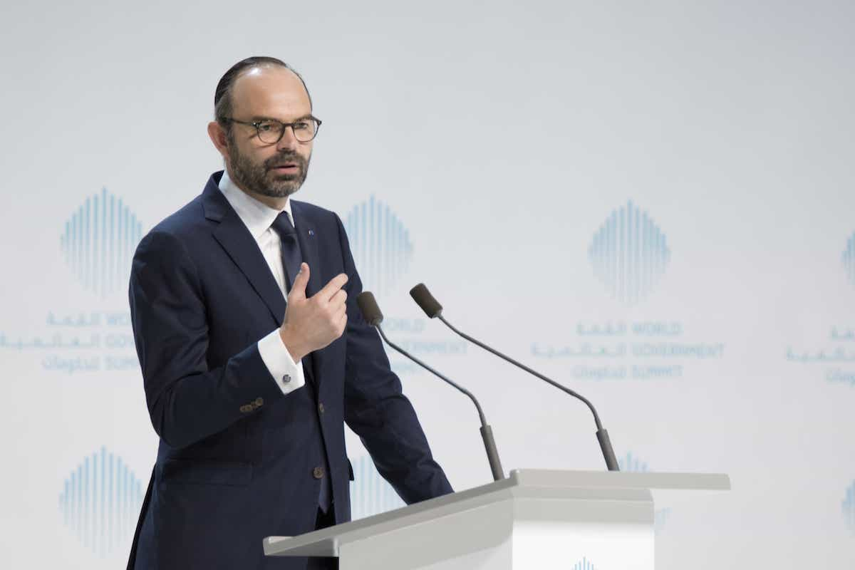 H.E. Édouard Philippe, Prime Minister of France