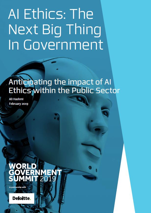 AI Ethics: The Next Big Thing In Government