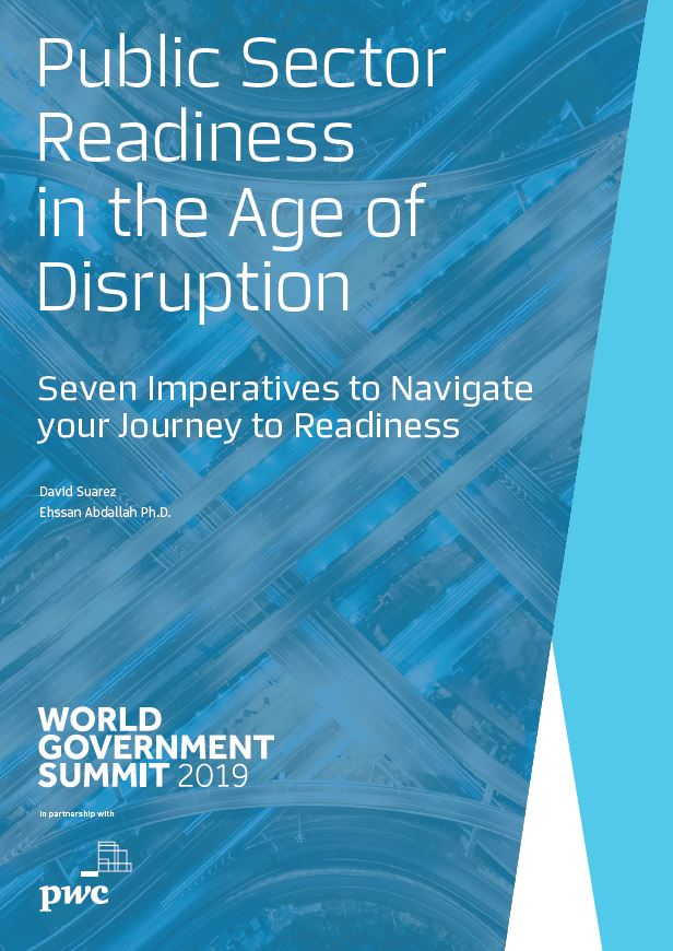Public Sector Readiness in the Age of Disruption