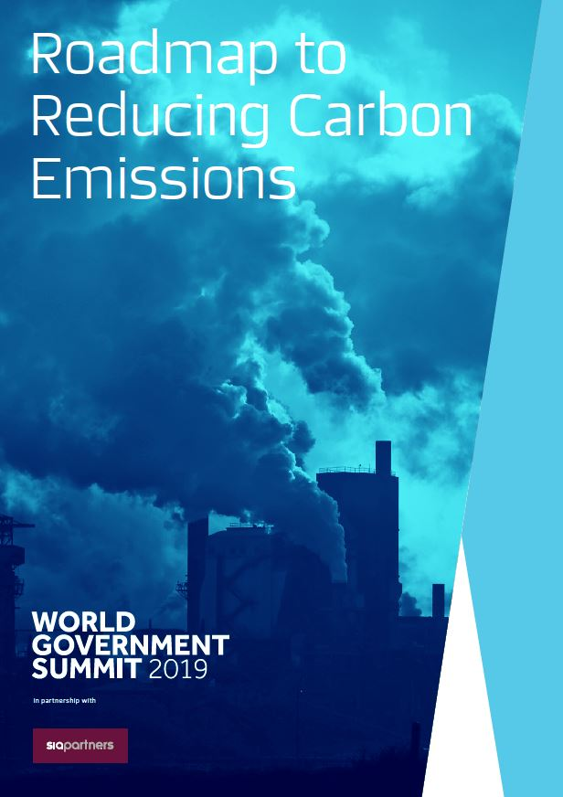Roadmap to Reducing Carbon Emissions
