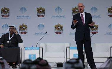 SPEECH BY KLAUS SCHWAB