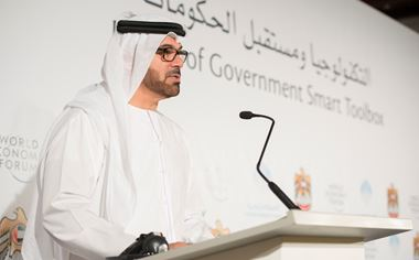 "WEF SELECTS UAE TO LAUNCH ""FUTURE OF GOVERNMENT SMART TOOLBOX"" REPORT"