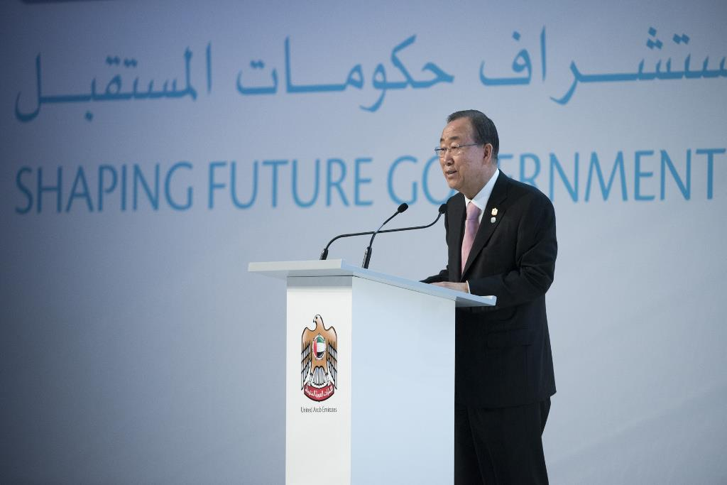 Leaders must listen to the voice of the people, says Ban Ki Moon
