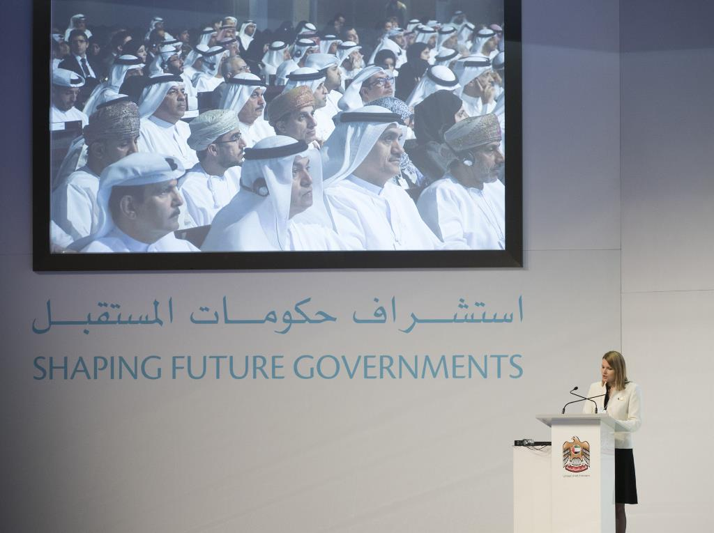 Main Address- Shaping Future Governments