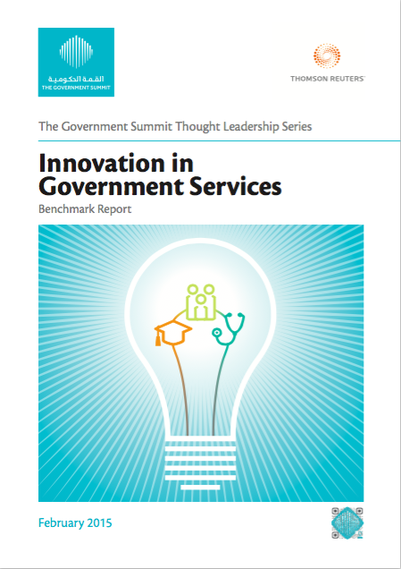 Innovation In Government Services Report