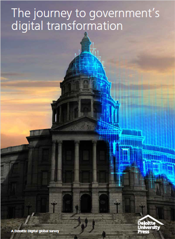 The Journey To Government's Digital Transformation