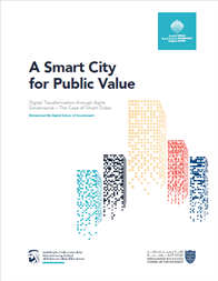 A Smart City For Public Value