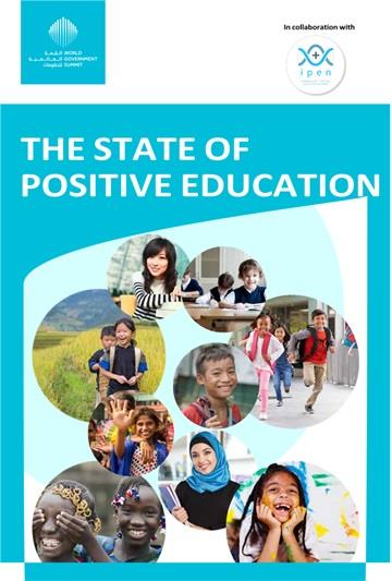 THE STATE OF POSITIVE EDUCATION