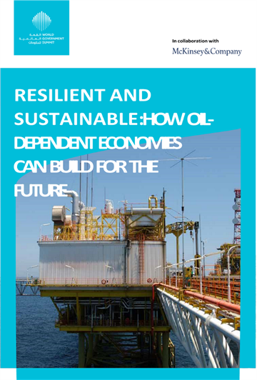 RESILIENT AND SUSTAINABLE: HOW OILDEPENDENT ECONOMIES CAN BUILD FOR THE FUTURE
